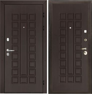 монтаж металических дверей сетатор в москве