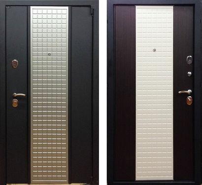 металлические двери модерн 3 а