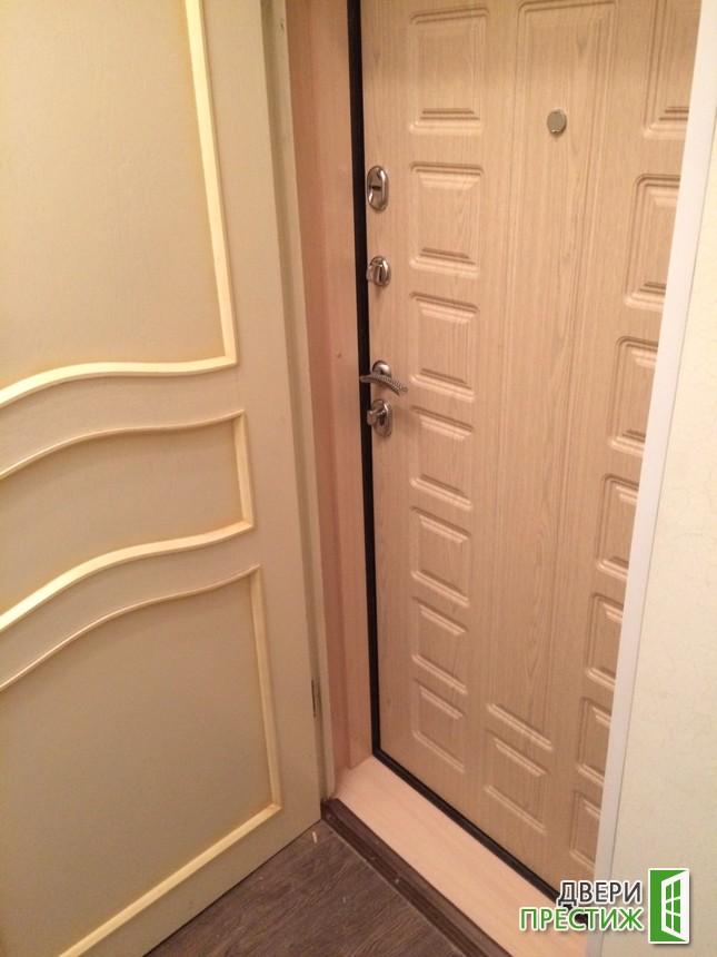 Купить металлическую дверь на этаж