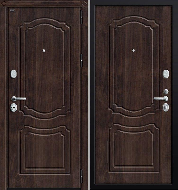 металлические двери цвет белый