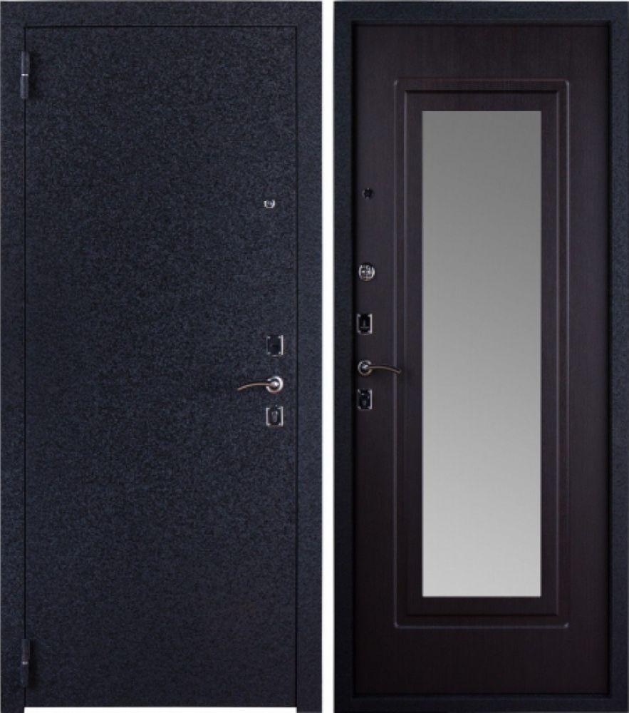 дверь входная крокодил венге