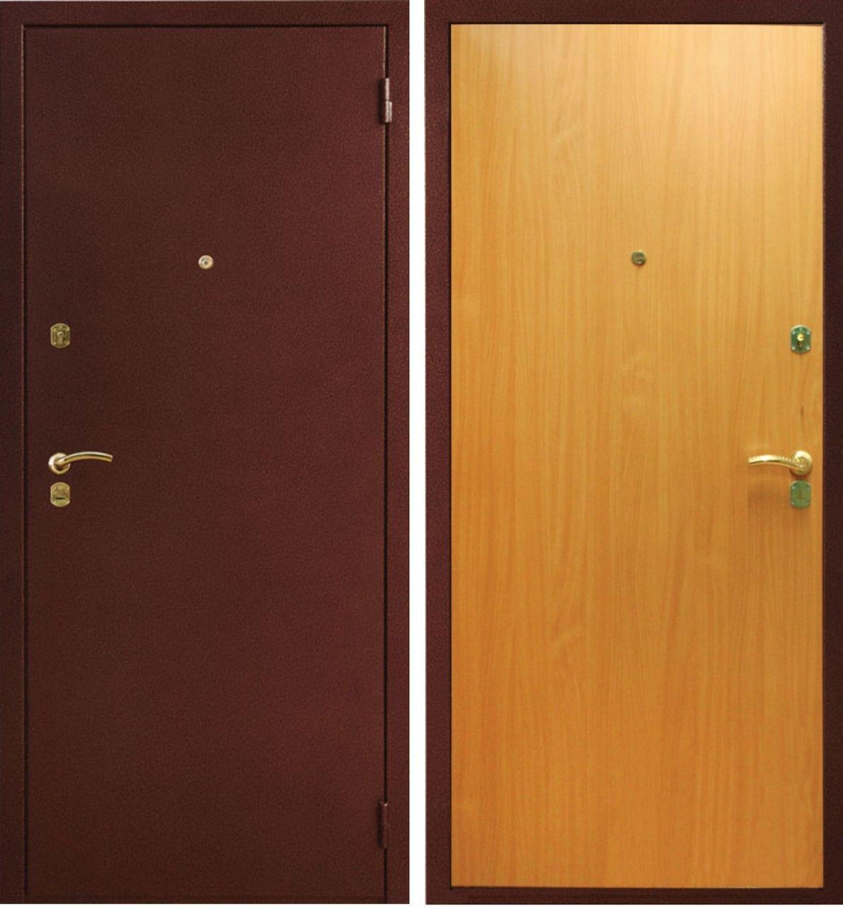 металлическая дверь 2 класс