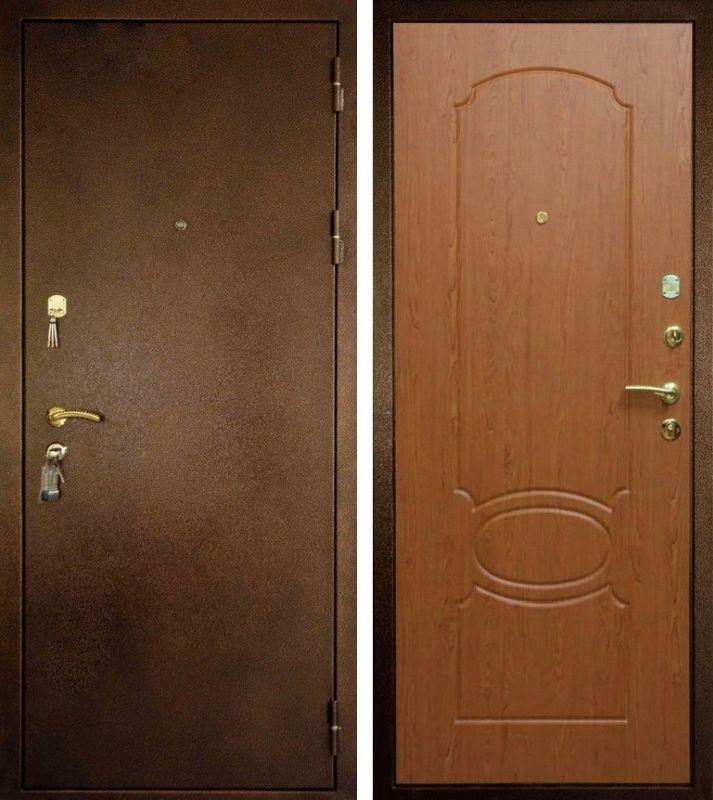 железые входные двери