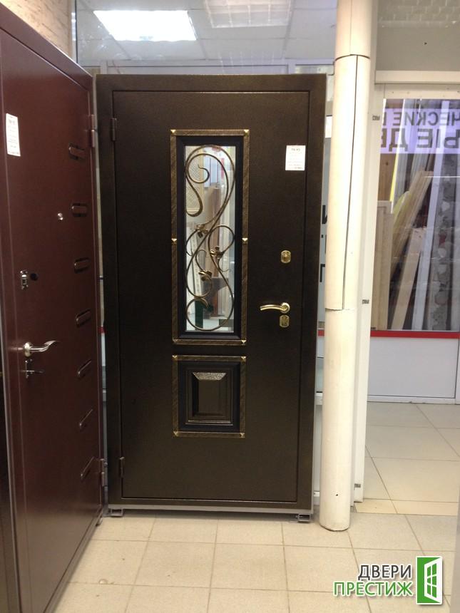 дополнительная гарантия на металлическую дверь